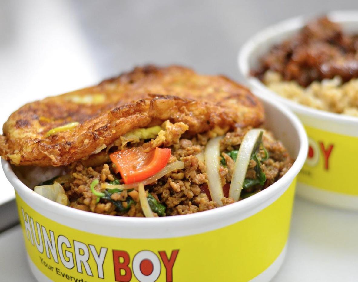 Hungry Boy Thai Cafe